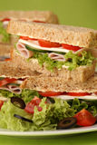 Gesunde Sandwiche Stockfotografie