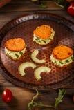 Gesunde vegetarische Nahrung Lizenzfreie Stockfotografie