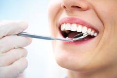 Gesunde Zähne Lizenzfreie Stockbilder