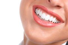 Gesunde Zähne Lizenzfreies Stockfoto