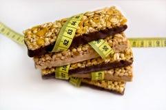 Gesunder Gewichtverlust Stockfotografie