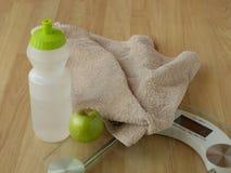 Gesunder Gewichtverlust Stockfotos