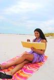 Gesunder Lebensstil der jungen Frauen Lizenzfreies Stockfoto