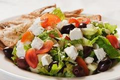 Gesunder Salat Stockfoto