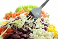 Gesunder Salat. Lizenzfreie Stockfotos