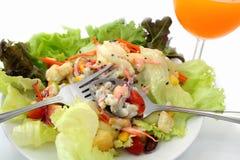 Gesunder Salat. Stockfotos