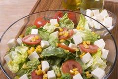 Gesunder Salat lizenzfreies stockbild