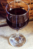 Gesunder Wein Lizenzfreies Stockfoto