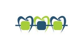 Gesunder Zahnpflege Lizenzfreies Stockbild