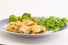 Gesundes Abendessen Lizenzfreie Stockfotografie