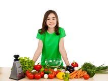 Gesundes Essen lizenzfreies stockbild