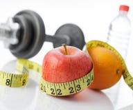 Gesundes Essen und Leben lizenzfreie stockfotografie