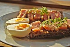 Gesundes Frühstück Stockfotos