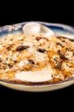 Gesundes Frühstück getrennt Stockfoto
