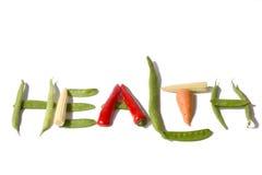 Gesundes Gemüse Stockbild