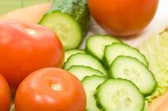 Gesundes Gemüse Lizenzfreies Stockfoto