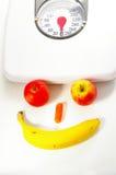 Gesundes Gewicht Stockbild