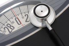 Gesundes Gewicht Stockfotos