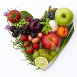 Gesundes Herz Lizenzfreies Stockbild