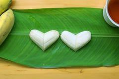 Gesundes Herz der Paare Stockbild
