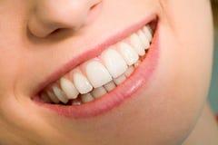 Gesundes Lächeln lizenzfreie stockfotos