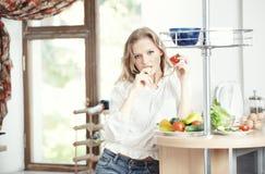 Gesundes Lebensmittel Lizenzfreie Stockfotos