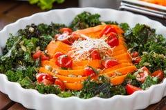 Gesundes Lebensmittel des strengen Vegetariers Lizenzfreies Stockfoto