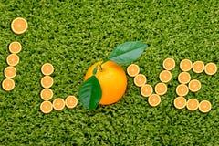 Gesunde Nahrung, Hintergrund, grün. Lizenzfreies Stockbild