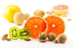 Gesundes Lebensmittel, Nahrung und Diät Neue Tendenzen und Aussichten in der Eignung, gesunder Lebensstil, trägt Nahrung zur Scha stockbild