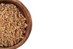 Gesundes LebensmittelSojaprotein Lizenzfreies Stockfoto