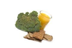 Gesundes Nahrungsmittelkonzept stockfoto