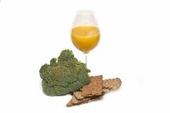 Gesundes Nahrungsmittelkonzept stockbilder