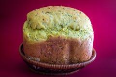 Gesundes selbst gemachtes Brot Lizenzfreie Stockfotos