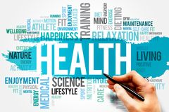 gesundheit lizenzfreies stockfoto