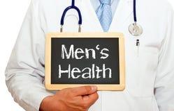 Gesundheit der Männer Lizenzfreie Stockfotos