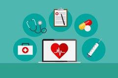 Gesundheitsdienst Stockfoto