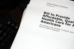 Gesundheitspflege Bill Stockfotos