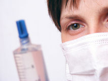 Gesundheitspflege und Medizin Lizenzfreie Stockfotografie
