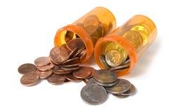 Gesundheitspflegekosten Stockfoto
