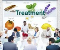 Gesundheitswesen-Behandlungs-Vitamin-Gesundheits-Konzept Lizenzfreies Stockfoto