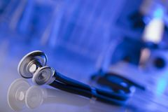 Gesundheitswesen, medizinisches Konzept Platz für Typografie stockbild