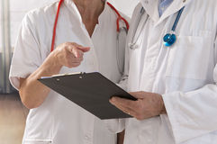 Gesundheitswesen- und Medizinleute Lizenzfreie Stockfotografie
