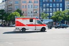 Gesundheitswesenservice-Auto Lizenzfreie Stockfotografie