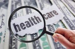 Gesundheitswesensuche Lizenzfreie Stockfotografie