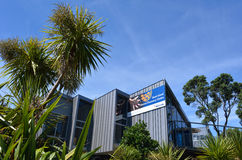 Getö Marine Discovery Centre New Zealand Royaltyfri Foto