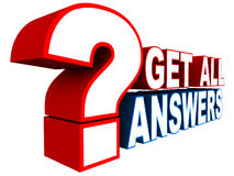 Get all answers Stock Photography