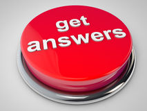 Get answers Stock Image