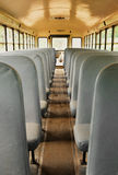 Get on the Bus Royalty Free Stock Photography