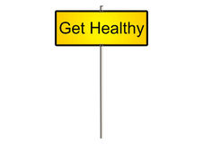 Get healthy Royalty Free Stock Photos