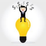 Get Idea Stock Image